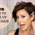 3 Quick Wet Hairstyles! - YouTube