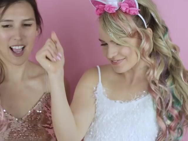 unicorn-mane--aka-the-unicorn-ponytail--kayleymelissa 01