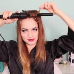1920's Faux Bob, and Updo Tutorial!!_HD720 07
