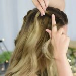3 Easy DIY Hairstyles _ Back to School _ Cute Girls Hairstyles_HD720 06