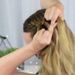 3 Easy DIY Hairstyles _ Back to School _ Cute Girls Hairstyles_HD720 11