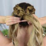 3 Easy DIY Hairstyles _ Back to School _ Cute Girls Hairstyles_HD720 13