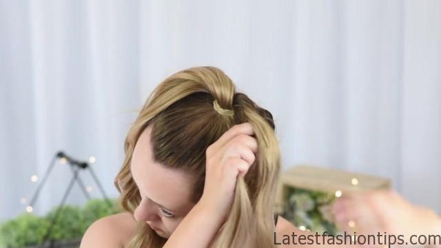 3 Easy DIY Hairstyles _ Back to School _ Cute Girls Hairstyles_HD720 16