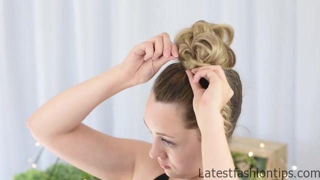 3 Easy DIY Hairstyles _ Back to School _ Cute Girls Hairstyles_HD720 18