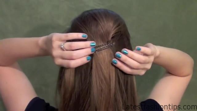 3 Pretty Updos for your Second Day_HD720 08