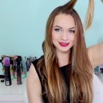 3 Valentines Hairstyles for Any Occasion!! _ FebruHairy Day 4_HD720 14