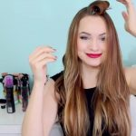 3 Valentines Hairstyles for Any Occasion!! _ FebruHairy Day 4_HD720 15