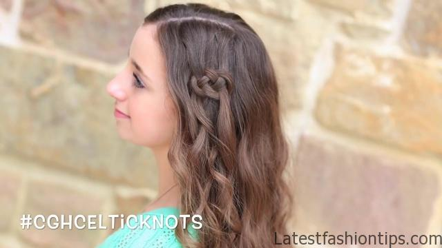 3 Ways to Wear a Celtic Knot _ St. Patrick's Day Hairstyles_HD720 03