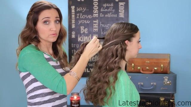 3 Ways to Wear a Celtic Knot _ St. Patrick's Day Hairstyles_HD720 05