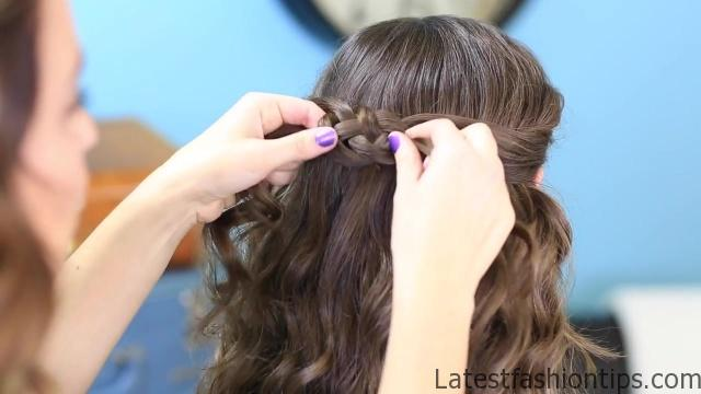 3 Ways to Wear a Celtic Knot _ St. Patrick's Day Hairstyles_HD720 10