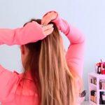 3 Workout Ready Hairstyles + DIY Headband_HD720 06