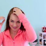 3 Workout Ready Hairstyles + DIY Headband_HD720 08