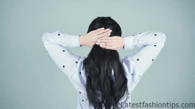 4 Braided hairstyles for Brunettes _ Dark Hair! - KayleyMelissa_HD720 05