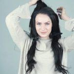 4 Braided hairstyles for Brunettes _ Dark Hair! - KayleyMelissa_HD720 08