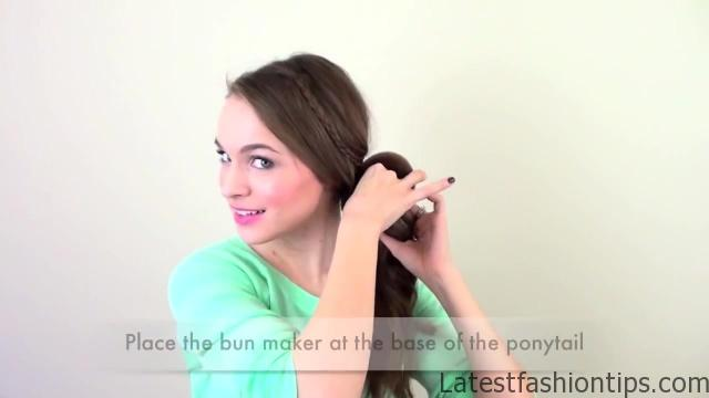 4 Quick Christmas Morning Hairstyles!_HD720 12