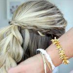 4 in 1 Pull-Thru Braid _ Cute Girls Hairstyles_HD720 08