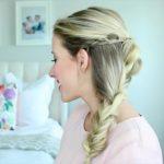 4 in 1 Pull-Thru Braid _ Cute Girls Hairstyles_HD720 12