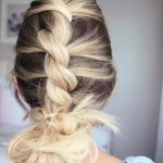 5 Easy Back-to-School Hairstyles _ Cute Girls Hairstyles_HD720 04