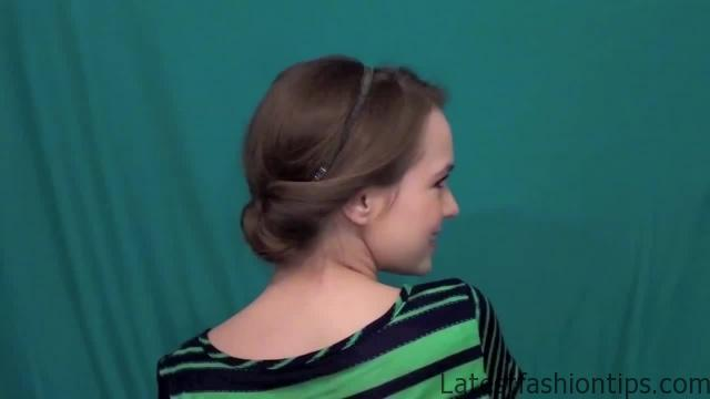 5 Minute Hairstyle You Can Wear Anywhere!_HD720 02