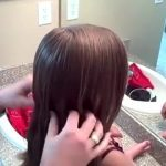 5-in-1 Simple Braids _ DaddyDo Hairstyles _ Cute Girls Hairstyles_360P 03
