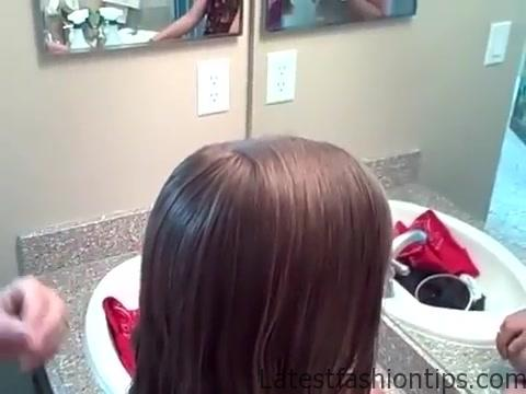5-in-1 Simple Braids _ DaddyDo Hairstyles _ Cute Girls Hairstyles_360P 04