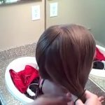 5-in-1 Simple Braids _ Daddy 'Do Hairstyles _ Cute Girls Hairstyles_360P 05