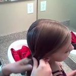 5-in-1 Simple Braids _ DaddyDo Hairstyles _ Cute Girls Hairstyles_360P 09