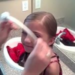 5-in-1 Simple Braids _ Daddy 'Do Hairstyles _ Cute Girls Hairstyles_360P 11