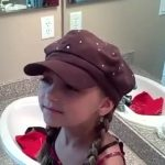 5-in-1 Simple Braids _ Daddy 'Do Hairstyles _ Cute Girls Hairstyles_360P 15