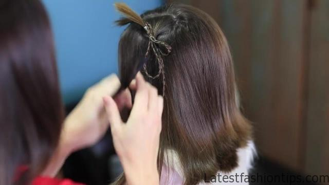 Accent Hearts _ Valentines Day Hairstyles_HD720 11