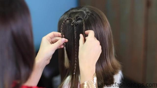 Accent Hearts _ Valentines Day Hairstyles_HD720 12