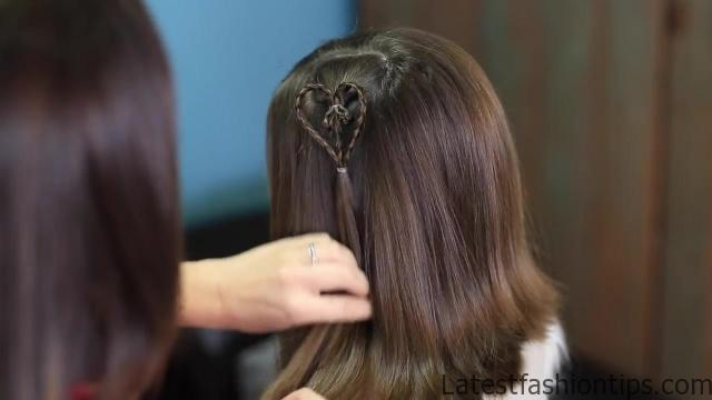 Accent Hearts _ Valentines Day Hairstyles_HD720 15