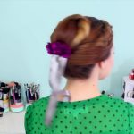 Anna's Coronation Updo from FROZEN _ FebruHairy Day 5_HD720 02
