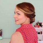 Back to School_ Quick Braided Updo!_HD720 2
