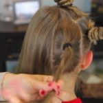 Bantu Knot Curls _ Easy No-Heat Curls _ Cute Girls Hairstyles_HD720 13