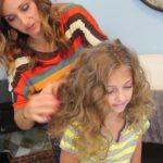 Bantu Knot Curls _ Easy No-Heat Curls _ Cute Girls Hairstyles_HD720 20