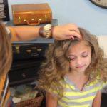 Bantu Knot Curls _ Easy No-Heat Curls _ Cute Girls Hairstyles_HD720 21