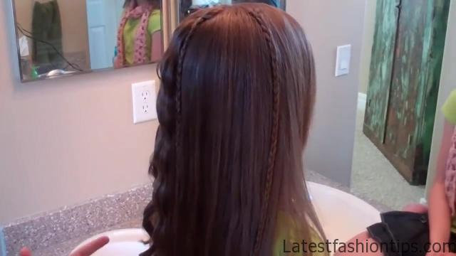 Beachy Combo   Beautiful Hairstyles   Cute Girls Hairstyles HD720 04 Beachy Combo Beautiful Hairstyles
