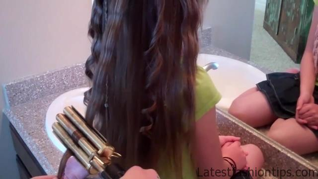 Beachy Combo   Beautiful Hairstyles   Cute Girls Hairstyles HD720 13 Beachy Combo Beautiful Hairstyles