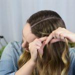Beautiful Double Dutch Fishtails _ DIY Hair Tutorials_HD720 05