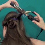 Beautiful Half Up Half Down Hairstyle_HD720 14