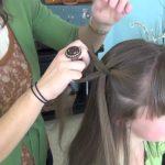 Beautiful Waterfall Twist _ Cute Girls Hairstyles_HD720 06