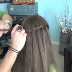 Beautiful Waterfall Twist _ Cute Girls Hairstyles_HD720 10