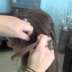 Beautiful Waterfall Twist _ Cute Girls Hairstyles_HD720 12
