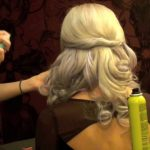 Boho Glam Half Up Half Down Hairstyle (Collab with Brittkneegirl1)_HD720 12