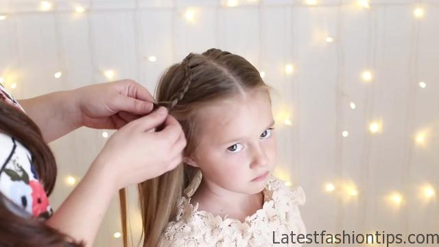 Boho Side Braids _ Festival Hair _ Coachella _ Cute Girls Hairstyles_HD720 08
