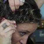 Bow Braid Headband {DIY} _ Catching Fire _ Hunger Games Hairstyles_HD720 16