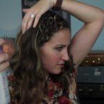 Bow Braid Headband {DIY} _ Catching Fire _ Hunger Games Hairstyles_HD720 18