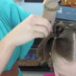 Bow Tails _ Short Hairstyles _ Cute Girls Hairstyles_HD720 07