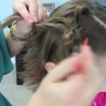 Bow Tails _ Short Hairstyles _ Cute Girls Hairstyles_HD720 09